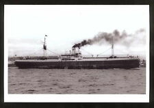 rp00491 - Bowater Cargo Ship - Liverpool Rover , built 1929 - photo 6x4