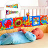Soft Baby Cloth Book Early Educational Newborn Crib Toys Kids Infant Bed Decor