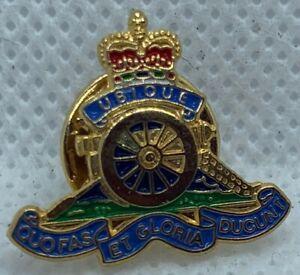 Royal Artillery - NEW British Army Military Cap/Tie/Lapel Pin Badge #51