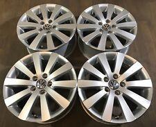 4x VW Passat 3C B6 Alufelgen 7,5J x 17 Zoll ET47 Omanyt 3C0601025AJ F1149