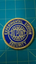 DuPont Wilmington DE Experimental Station Security Patch R&D Chemical Industry
