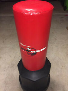 Century Wavemaster height-adjustable freestanding punch/kick bag