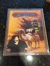Caravans Al-Qadim TSR 9459 Dungeons & Dragons 2nd BRAND NEW SEALED