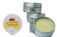 Natural Moisturising Vanilla Lip Balm 25g with Emu Oil