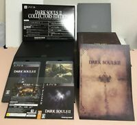 PS3 DARK SOULS II 2 Collectors Edition Special maps/Sundtruck figure Japan F/S