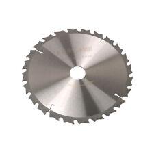 """7"""" 180mm Carburo Metallo Lama Legno Taglio Disco 24 denti Power Tool"""