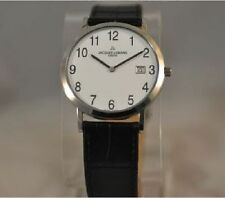 Jacques Lemans Men's Geneve Collection Sapphire Crystal Swiss Watch
