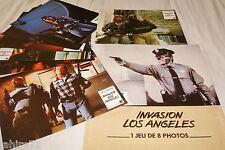 INVASION LOS ANGELES ! j carpenter jeu 12 photos cinema lobby cards fantastique