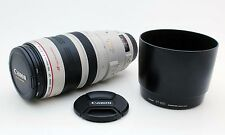 Canon EF 100-400mm USM f/4.5-5.6 IS L Lens 77mm Filter 60D 70D 80D 6D 7D Perfect