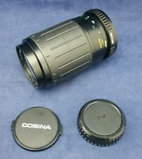 Cosina Pentax Zoom Camera Lenses