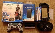 Sony PlayStation PS Vita Assassin's Creed Liberation Sony PlayStation TV Bundle