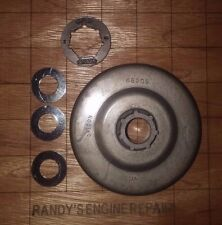 McCulloch Pro SPROCKET system w/bearing 10-10 850 805 855 700 55 60 70 chainsaw