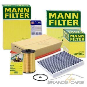 MANN-FILTER INSPEKTIONSPAKET FILTERSATZ A VW GOLF SPORTSVAN 1.6 2.0 TDI