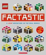 LEGO Nonfiction: Factastic : A Lego Adventure in the Real World by Penelope...
