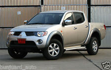 STAINLESS STEEL FUEL CAP OIL FLAP COVER MITSUBISHI L200 4 DOORS DOUBLE CAB MODEL