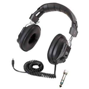 Califone 3068AV Switchable Stereo/Mono Headphones