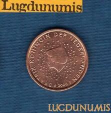 Pièces euro des Pays-Bas pour 2 Euro année 2000