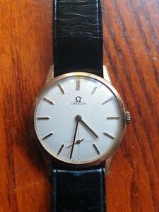 Mens Omega Wrist Watch
