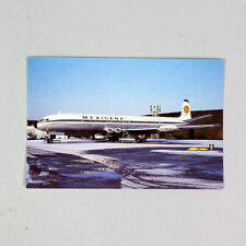 DH Comet - Mexicana - XA-NAB - Aircraft Postcard - Top Quality