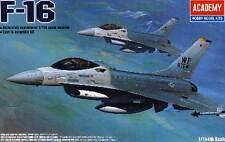 Academy McDonnell Douglas F-16A/C Combattimento Falco 1:144 Modello Kit Fighter