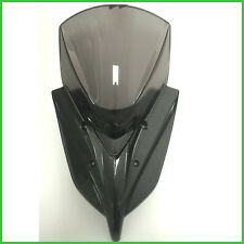 Motorcycle Parts light cure PC material windscreen windshield for Yamaha Nmax