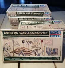 ESCI ERTL 1:72 Scale Modern War Accessories 8367 SEALED