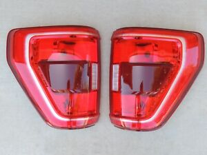 2021+  F150 Tail light SET W/ Blind Spot NEW OEM FORD LH RH Left Right F-150