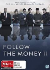 Follow the Money Season 2 Two Second DVD NEW Region 4