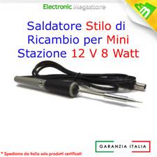 Stilo di ricambio 48W PER STAZIONE ZD931 SIC-540 e LAFAYETTE SDD-9