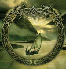 Glittertind - Landkjenning CD 2009 Viking folk metal Napalm Europe press