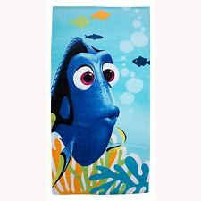 Finding Dory Character Beach Towel 75x150cm 100 Cotton