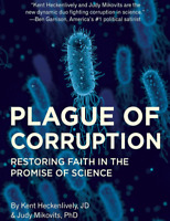 PLAGUE OF CORRUPTION by kent Heckenlively and Judy Mikovits 2020 [PÐF ]