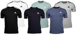 adidas Herren Essentials T-Shirt Fitness Training Sport