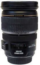 Canon EF-S 17-55mm F2.8 IS USM Lens, Bioxed