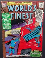 "World's Finest #151 1965 DC ""The Batman of 800,000 A.D.!"" c/sty 6.0 BV$18 50%Off"