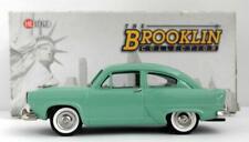 Brooklin 1/43 Scale BRK118  - 1951 Kaiser-Frazer Henry J Aloha Green