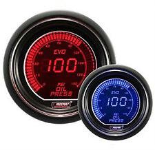 Prosport Evo Series 52mm Digital Oil Pressure Gauge