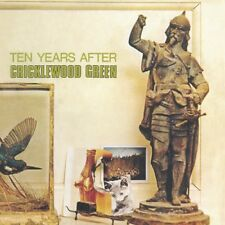 TEN YEARS AFTER - CRICKLEWOOD GREEN (2017 REMASTER)   CD NEW+