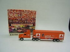 Winross Wood Brothers Racing Team Citgo Ford 1:64 NASCAR Transporter VGC
