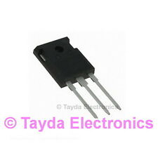 2 x TIP35C TIP35 SILICON HIGH POWER NPN TRANSISTOR - FREE SHIPPING