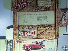 REFABRICATION BOITE FORD VEDETTE DEPANNEUSE NOREV 1958