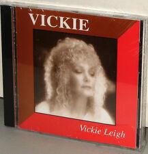 VTL (VITAL) Audiophile CD VTL-012: Vickie Leigh - VICKIE - OOP USA 1992 SEALED