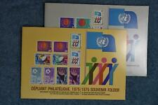 1975 Annual Folder Set With Stamps - MNH