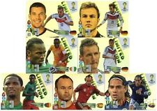 2014 Panini Adrenalyn XL FIFA World Cup EXCLUSIVE 7 Card Limited Edition Set !