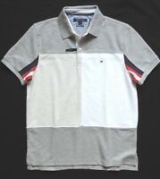 Tommy Hilfiger Men's Performance Short Sleeve Polo Shirt Size: M