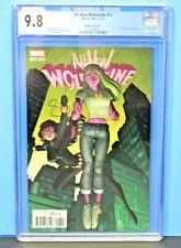 Marvel All New Wolverine #13 Champions Viv Adams Variant  Hot Key CGC Graded 9.8
