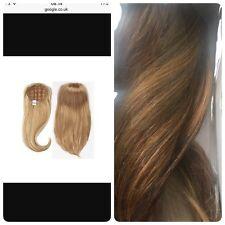 "Jessica Simpson Hairdo Bump Up The Volume Capelli Pezzo 21"" Caldo Marrone Bionda"