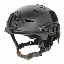 CASCO Airsoft Bump tipo CASCO NERO ABS Marsoc USSF OPS