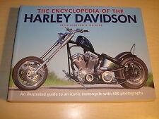 THE ENCYCLOPEDIA OF THE HARLEY DAVIDSON PETER HENSHAW & IAN KERR 2010 PAPERBACK