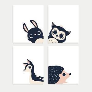 nursery print camouflage animal print colour mono print monogram wall print bedroom flag pennant animal print wall hanging